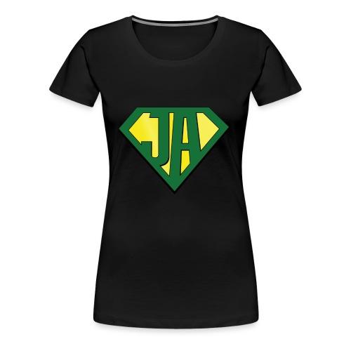 JA super hero - Women's Premium T-Shirt