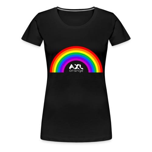 AXL_rainbow_arc - Women's Premium T-Shirt