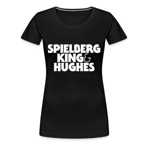 Spielberg King & Hughes - Frauen Premium T-Shirt