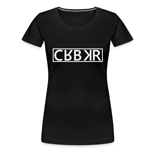 CRBKR Sweatshirt - Frauen Premium T-Shirt