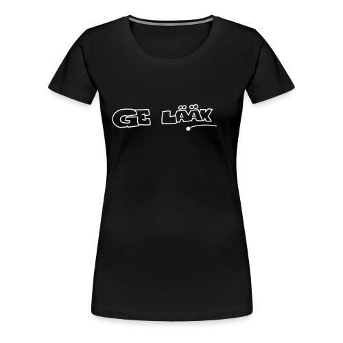 gelaakmotivill9 - Frauen Premium T-Shirt