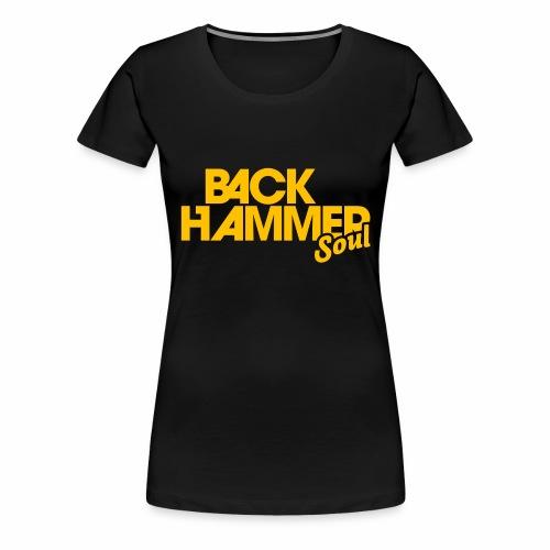 Backhammer Soul - Women's Premium T-Shirt