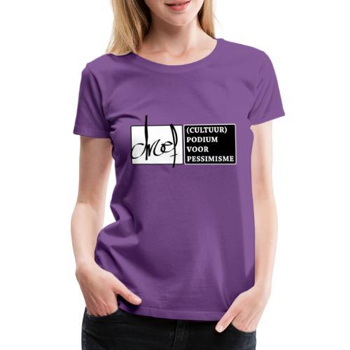 Droef Cultuurpodium - Vrouwen Premium T-shirt
