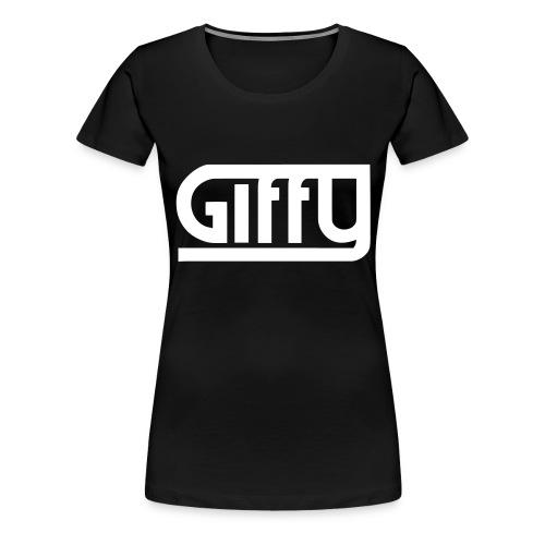 Giffy - Women's Premium T-Shirt