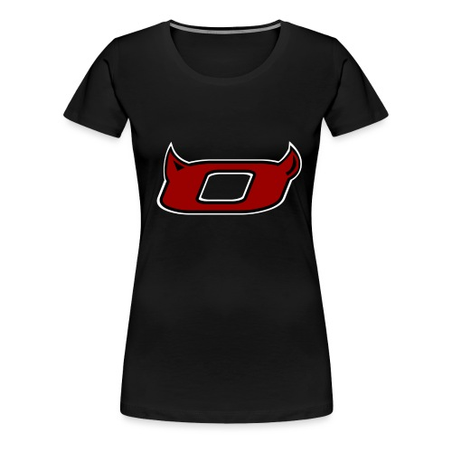 The Inferno O - Women's Premium T-Shirt