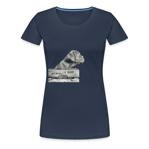 Penalty Box - Dame premium T-shirt