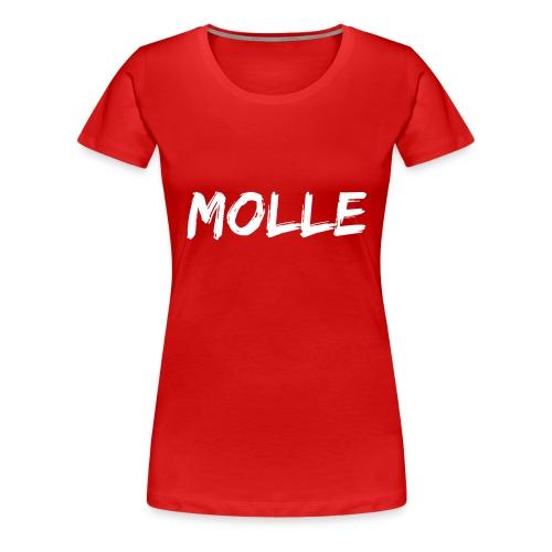 Molle - Naisten premium t-paita
