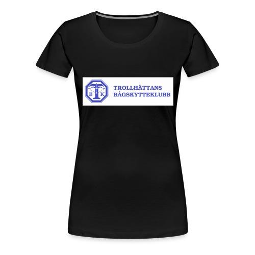 T-shirt Herr - Premium-T-shirt dam