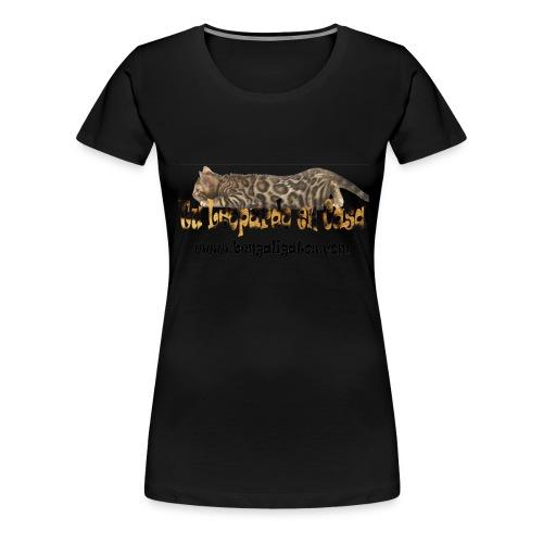 KemaLus Bengal - Camiseta premium mujer
