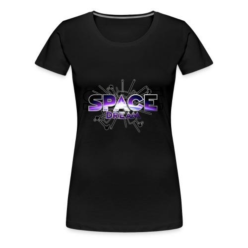 SPACE DREAM - T-shirt Premium Femme
