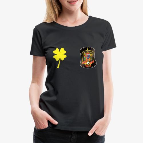Trébol de la suerte CEsp - Camiseta premium mujer