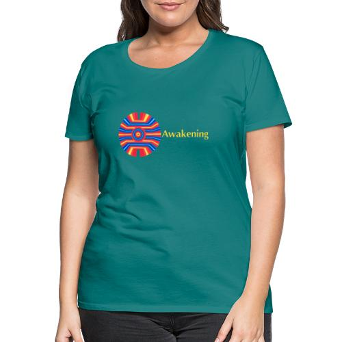 Awakening - Women's Premium T-Shirt