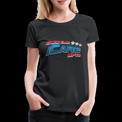 icare logo mipyd - Women's Premium T-Shirt