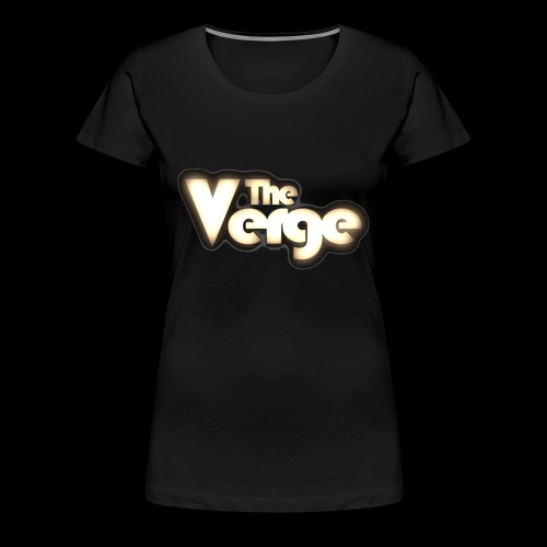 TV logo 005 - T-shirt Premium Femme