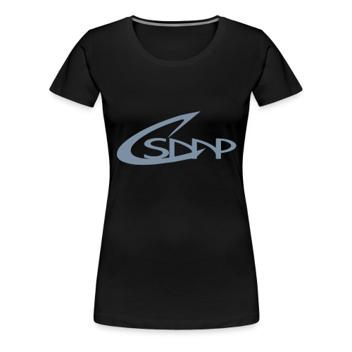 logo csmp simple - T-shirt Premium Femme