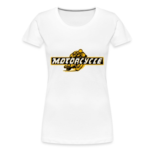 Need for Speed - T-shirt Premium Femme