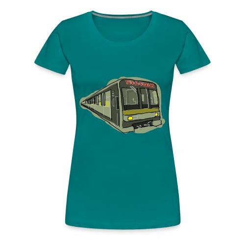 Urban convoy - Maglietta Premium da donna