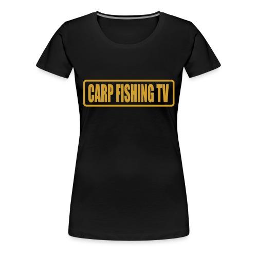 carpfishing-tv - Maglietta Premium da donna