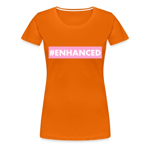 ENHANCED BOX - Women's Premium T-Shirt
