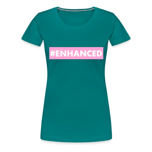 ENHANCED BOX - Women's Premium T-Shirt