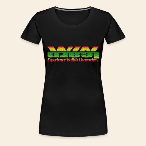 The Weed Logo Tee - Vrouwen Premium T-shirt