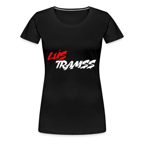 luis tramss 3 - T-shirt Premium Femme