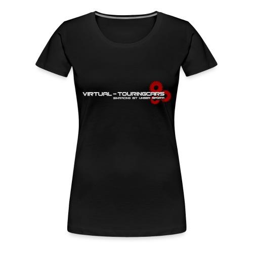 VTC-Schriftzug_2016 - Frauen Premium T-Shirt