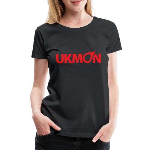 UKMON logo - Women's Premium T-Shirt