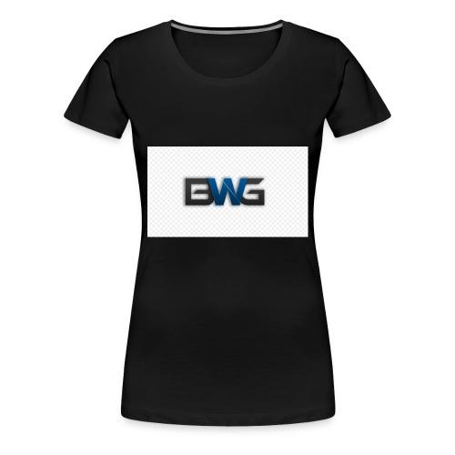 Bwg - Women's Premium T-Shirt
