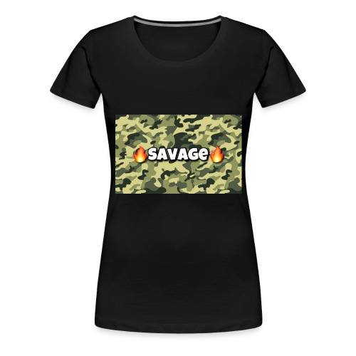 Savage - Frauen Premium T-Shirt