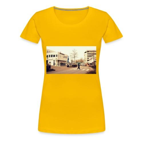 Der Kopf ist doch kein Frühbeet für die Haare - Frauen Premium T-Shirt