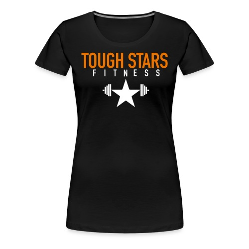 Tough Stars - Women's Premium T-Shirt