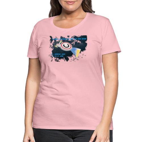 Bierweek 2009 - Vrouwen Premium T-shirt