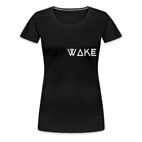 Logo de l'association - T-shirt Premium Femme