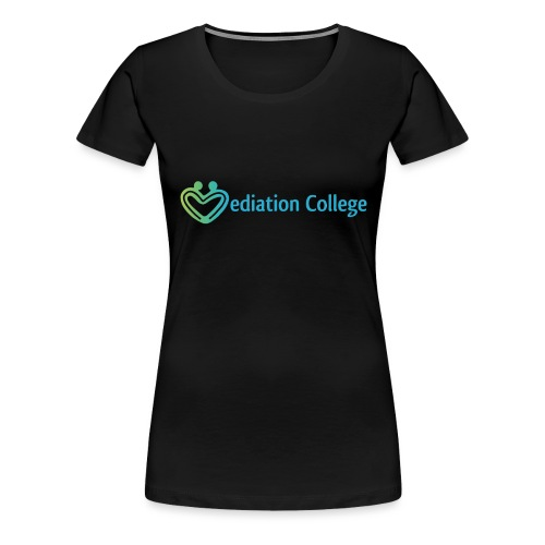 Mediation College Member - Vrouwen Premium T-shirt