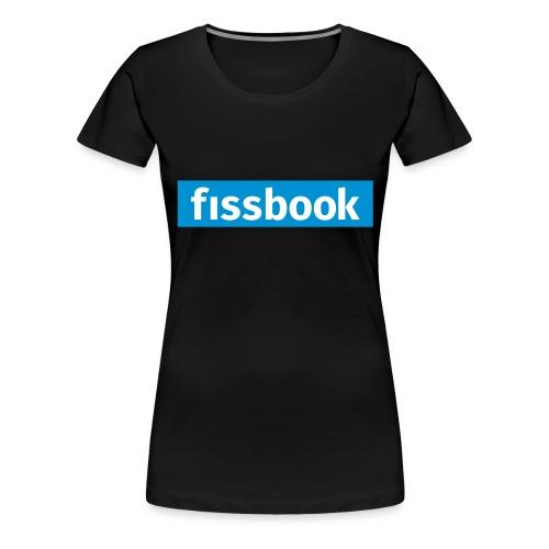 Fissbook Derry - Women's Premium T-Shirt