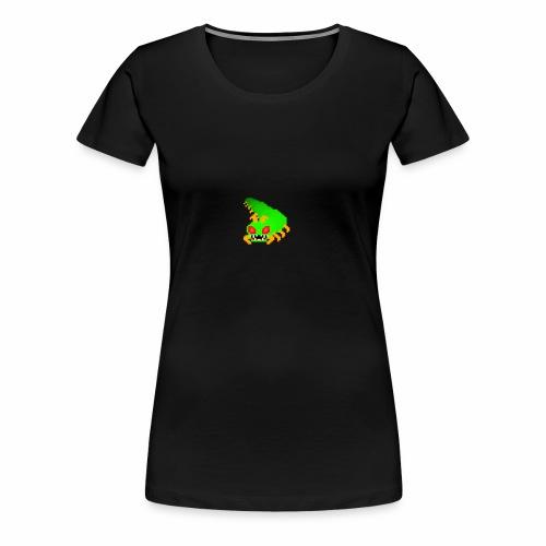Centipede icon - Women's Premium T-Shirt