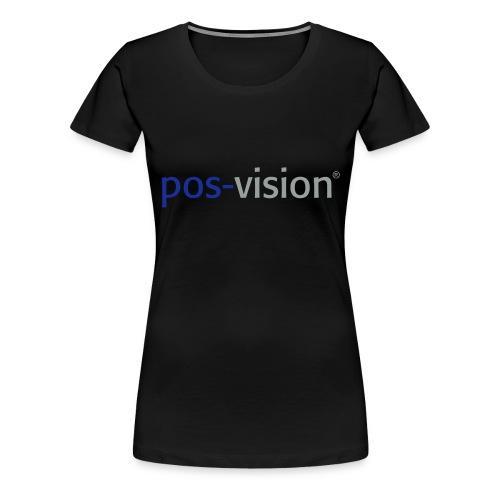 posvision - Frauen Premium T-Shirt