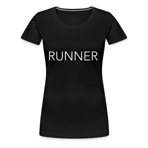 Runner - Women's Premium T-Shirt