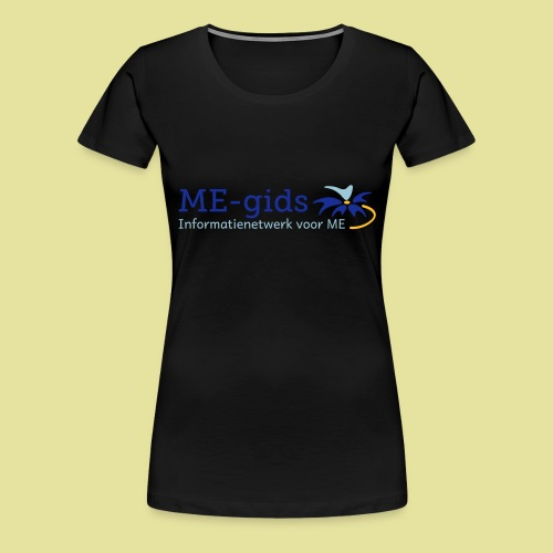 logomegids - Vrouwen Premium T-shirt