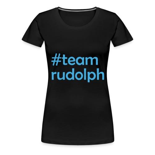 # team rudolph - Christmas & Weihnachts Design - Frauen Premium T-Shirt