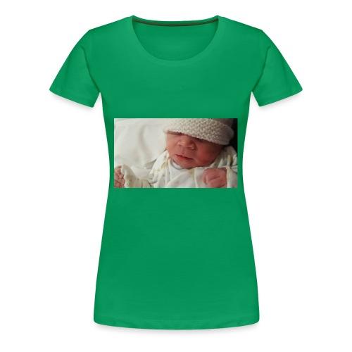 baby brother - Women's Premium T-Shirt
