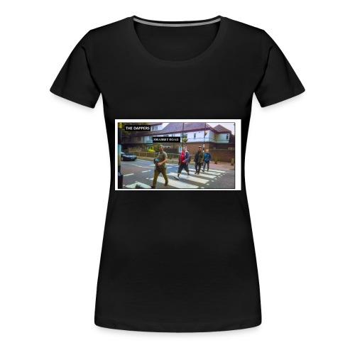 Shabbey road - Women's Premium T-Shirt