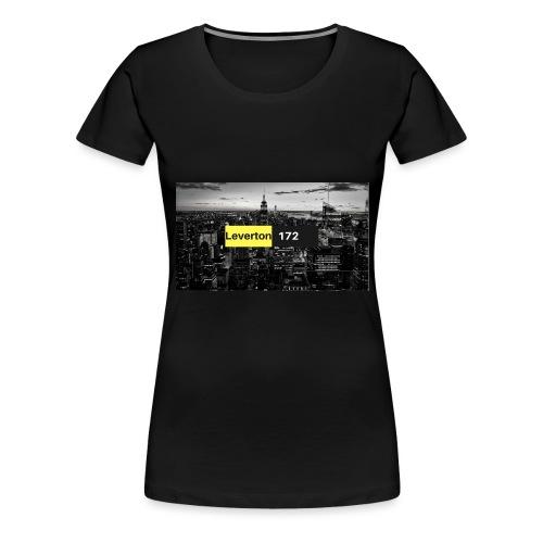 172 NewYork - Women's Premium T-Shirt