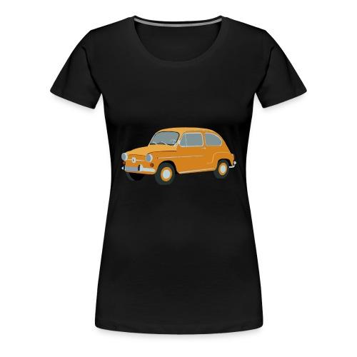 005 - T-shirt Premium Femme