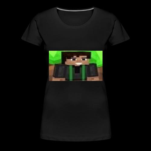 EnZ PlayZ Profile Pic - Women's Premium T-Shirt