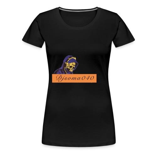FEE7F584 ADF1 4BA6 87AB 30A4F7F2B221 - Vrouwen Premium T-shirt