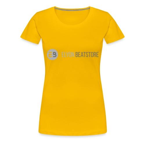 ElyonBeatstore Logo - Vrouwen Premium T-shirt