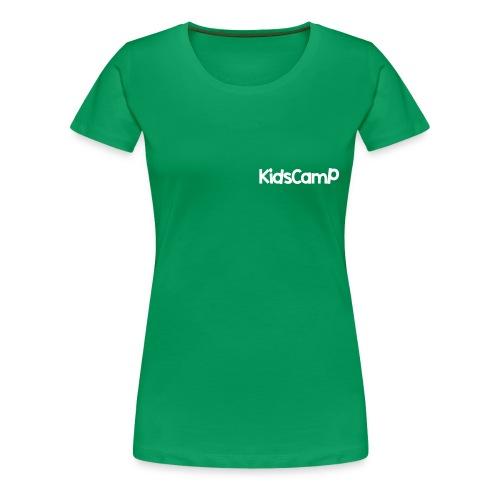 Kidscamp - Frauen Premium T-Shirt
