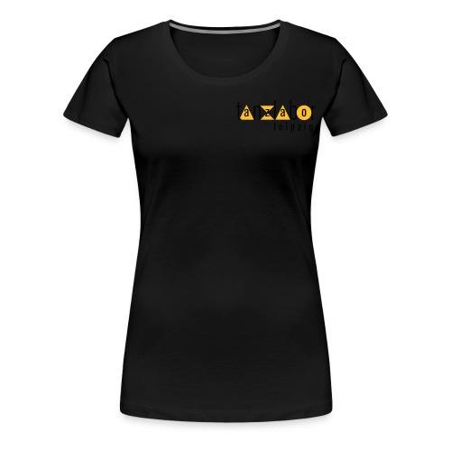 Tanzlabor Logo E1 1 eps - Frauen Premium T-Shirt